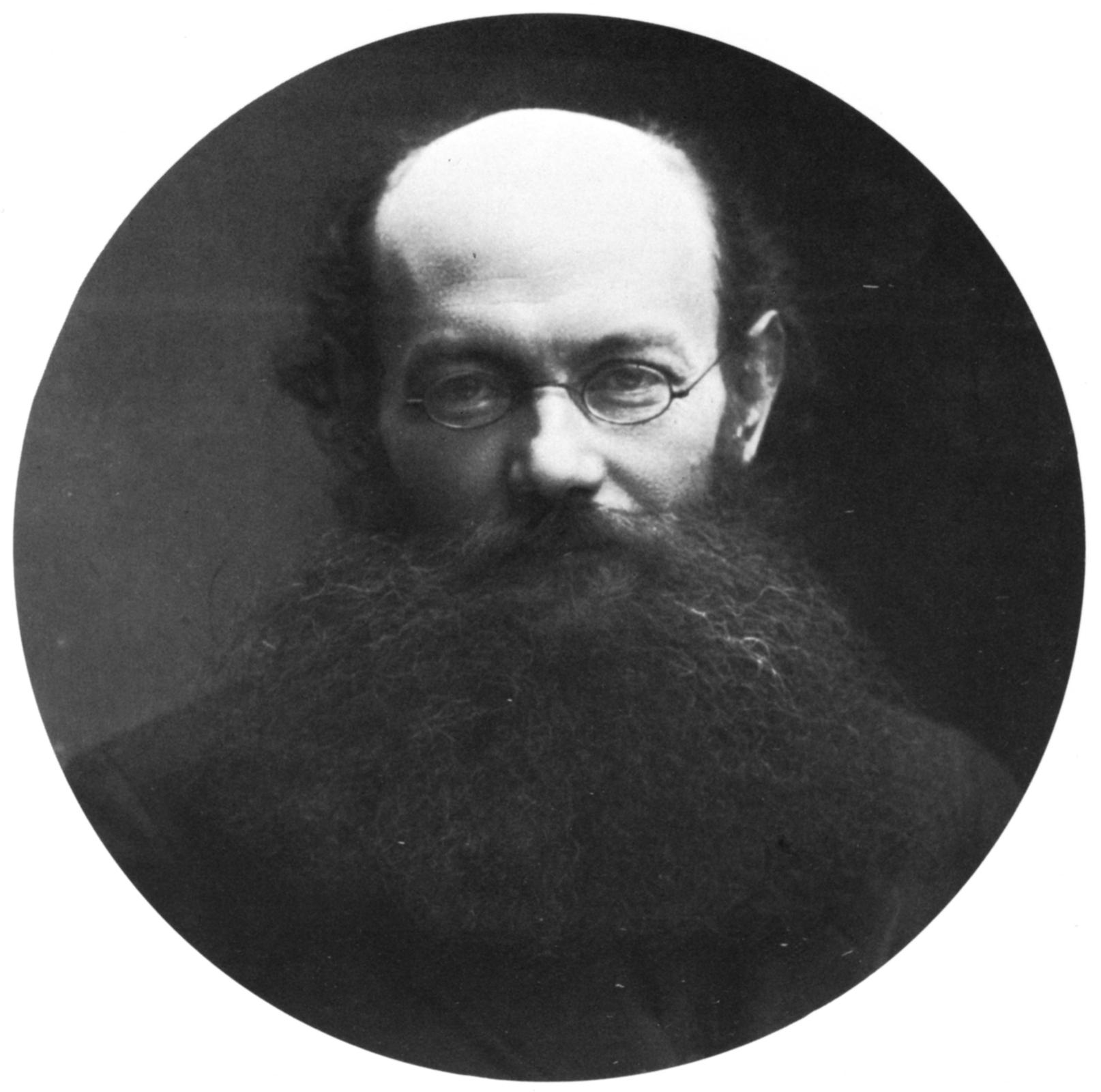 pjotr alexejewitsch kropotkin Photographer: Nadar [Public domain], via Wikimedia Commons http://commons.wikimedia.org/wiki/File%3AKropotkin_Nadar.jpg