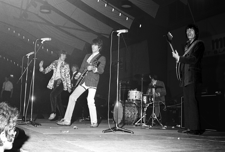 Ben Merk (ANEFO) - GaHetNa (Nationaal Archief NL): Optreden Rolling Stones in Houtrusthallen te Den Haag, Nationaal Archief, Den Haag, Fotocollectie Anefo, 2.24.01.05 920-2345