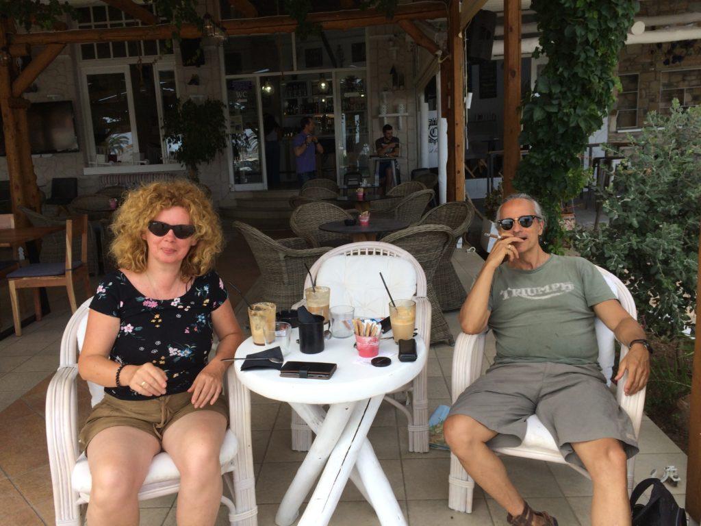 Agia Galini Caffee